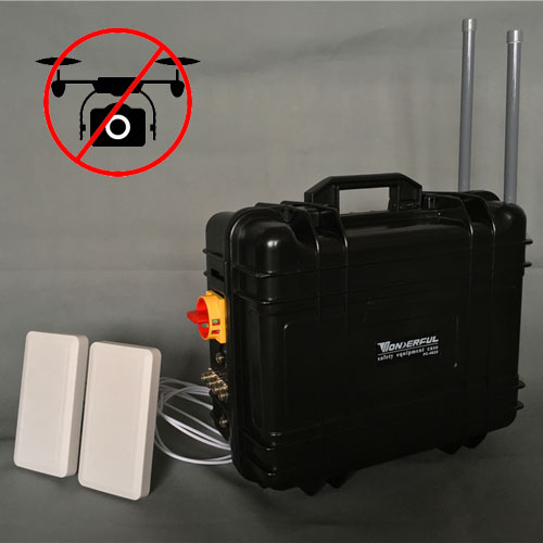 waterproof drone signal blocker portable
