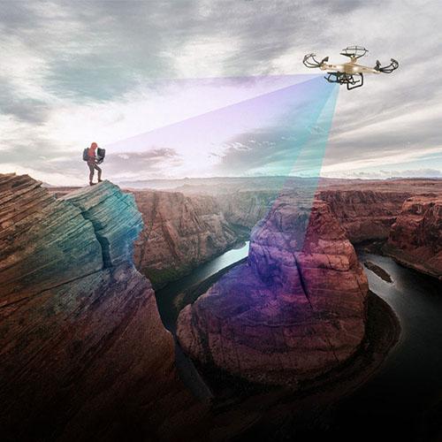 Drone Jammer Interception System