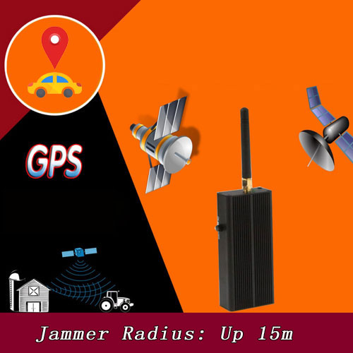 gps jamming devices