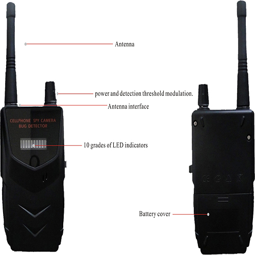 wireless signal detector