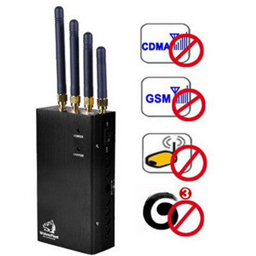 portable jammer cell signal