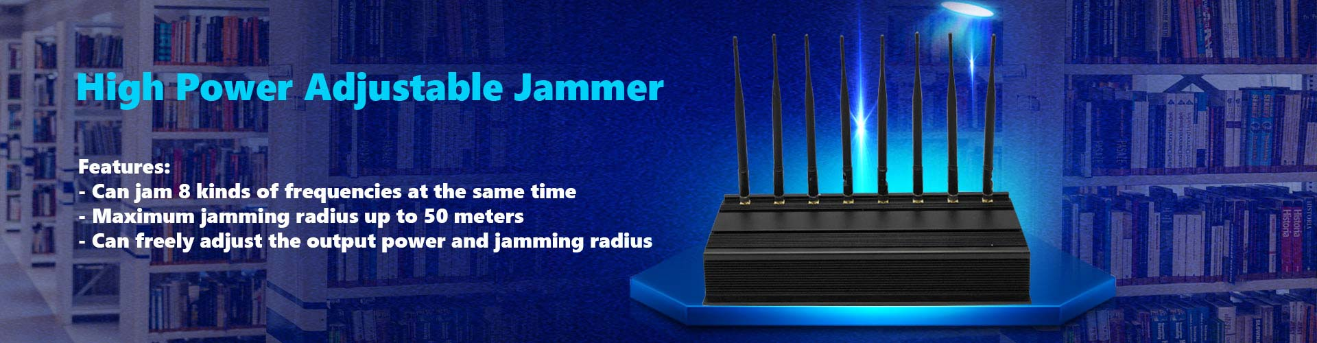 GPS signal jammer