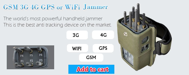 phone signal jammer