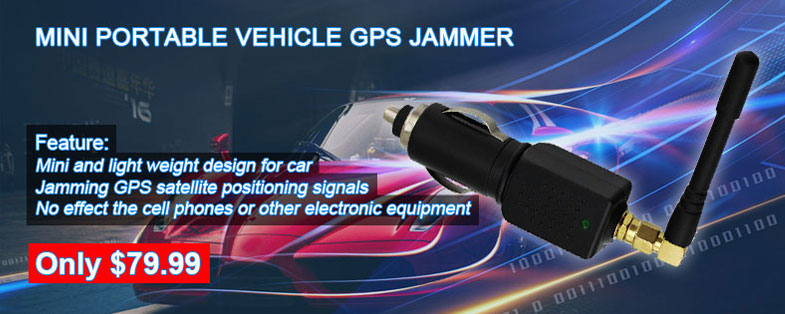 gps signal jammer for car